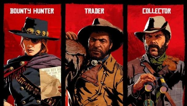 Trailer additions Pursuits Frontier for Red Dead Online Red Dead Redemption 2