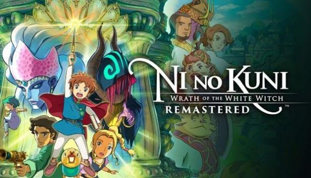 Launch trailer of Ni no Kuni: Wrath of the White Witch Remastered Ni no Kuni: Wrath of the White Witch