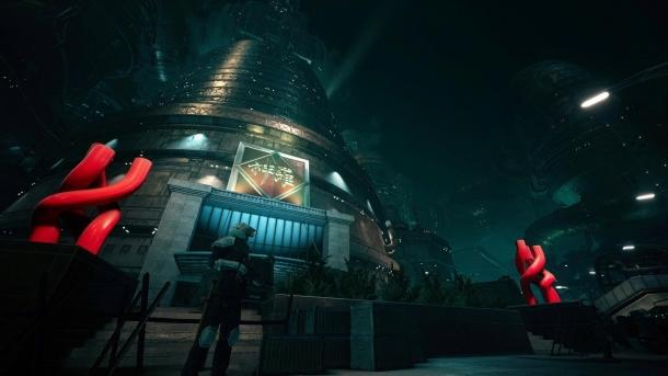 A new selection of screenshots for Final Fantasy VII Remake Final Fantasy VII Remake
