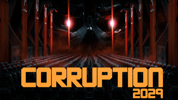 Half an hour of gameplay Corruption 2029 Corruption 2029
