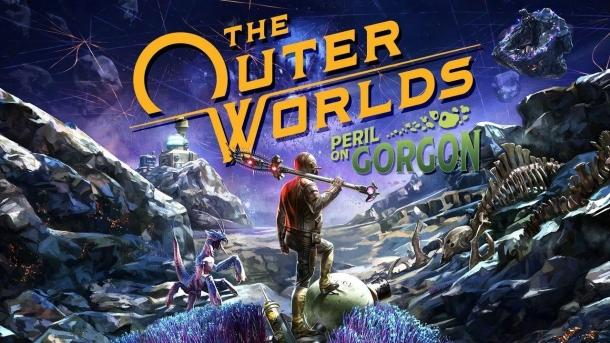 Деби мовие допуне Peril on Gorgon за The Outer Ворлдс The Outer Worlds