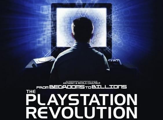 Trailer for THE PLAYSTATION REVOLUTION Game industry