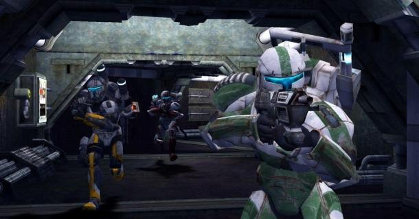 Анонсирован перевыпуск Star Wars Republic Commando Spelet industrin