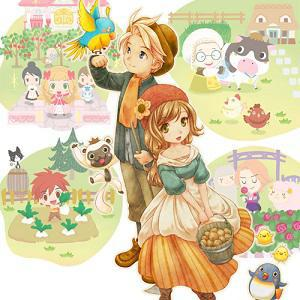 Harvest Moon: Linking The New World