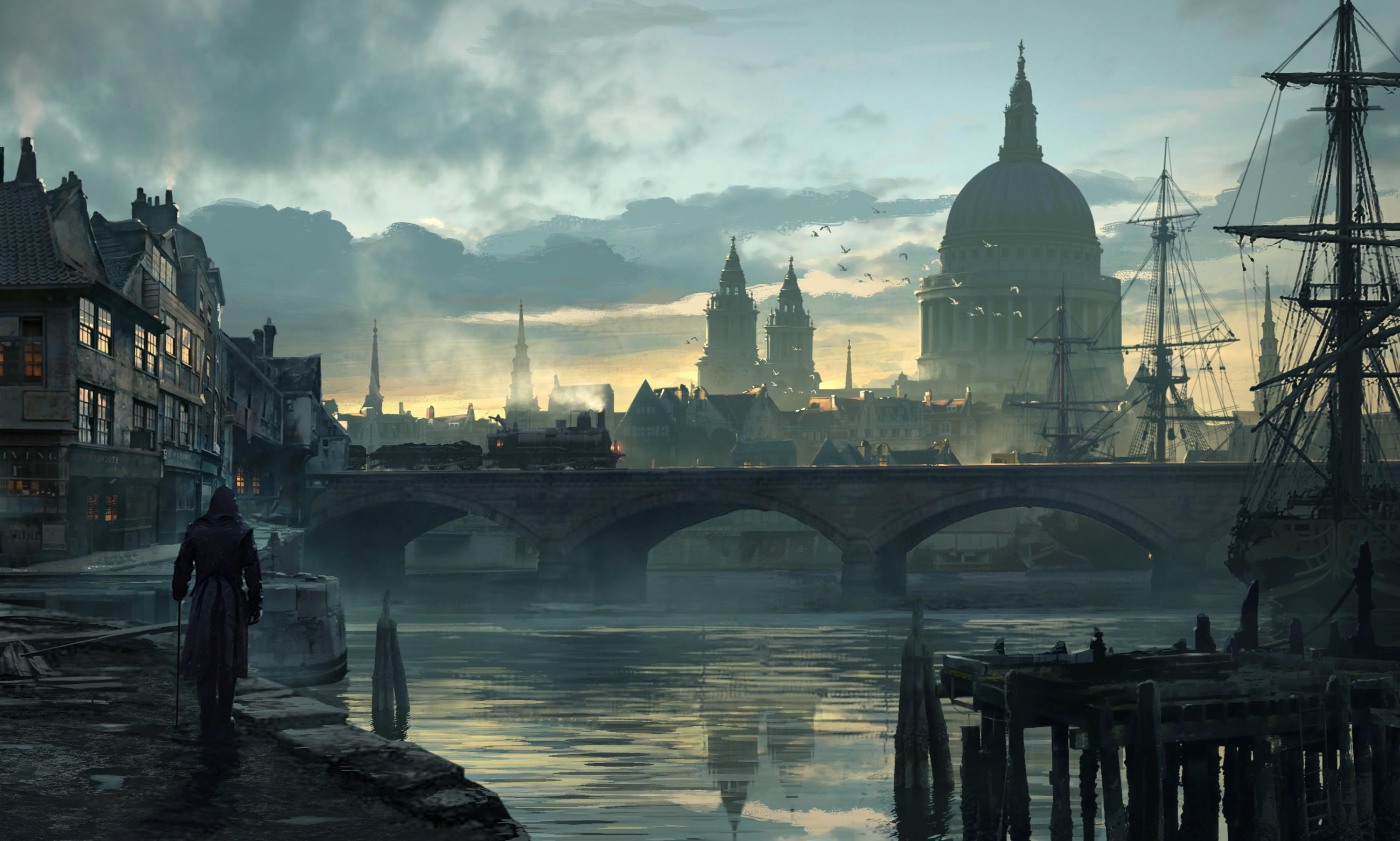 assassin's creed syndicate - HD2500×1503