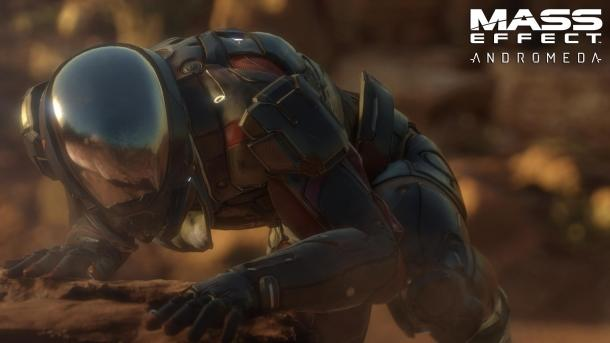Work on Mass Effect: Andromeda is in normal mode Mass Effect 4
