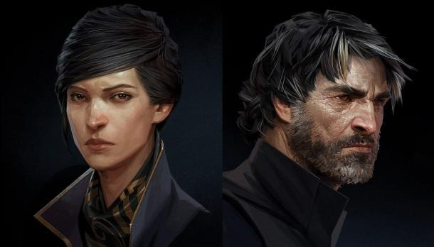 Three new art Dishonored 2 Dishonored 2: Darkness of Tyvia