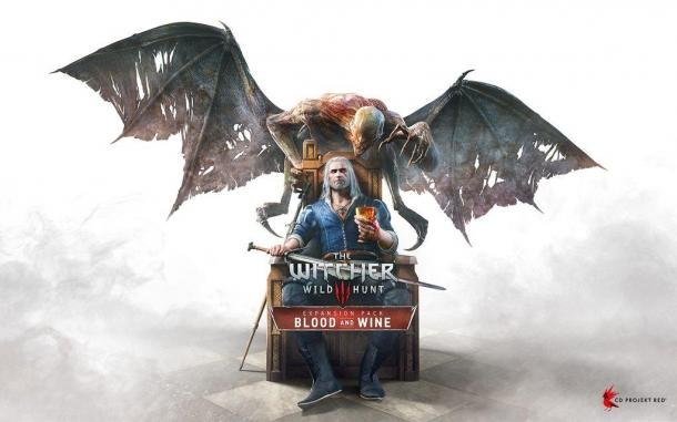 The first 20 minutes of the Supplement the Blood and Wine for the Witcher 3 The Witcher 3: wild hunt