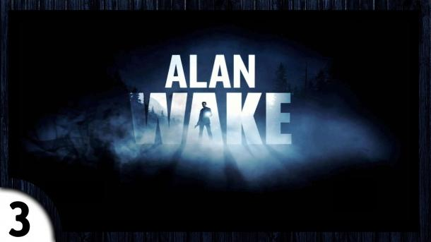 Passing Alan Wake: The Lovers' Peak [3] Alan Wake