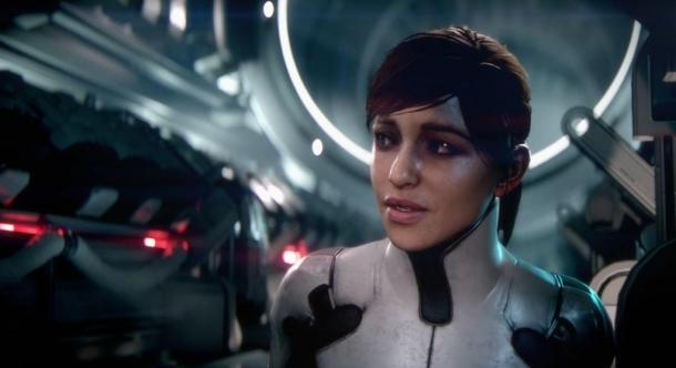 A new trailer for Mass Effect: Andromeda Mass Effect 4