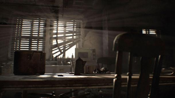 Screenshots Of Resident Evil 7 Resident Evil 7