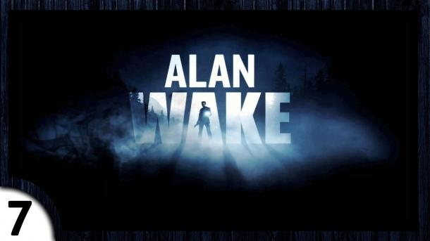 Passing Alan Wake: the Plan has changed (For the mirror Pic!) [7] Alan Wake