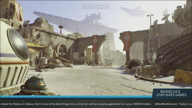Arts new Star Wars game from Visceral Game industry