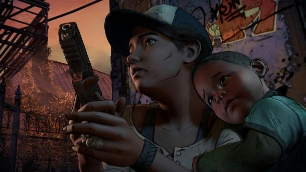 Screenshots, and poster of the 3rd season of The Walking Dead The Walking Dead Season 3