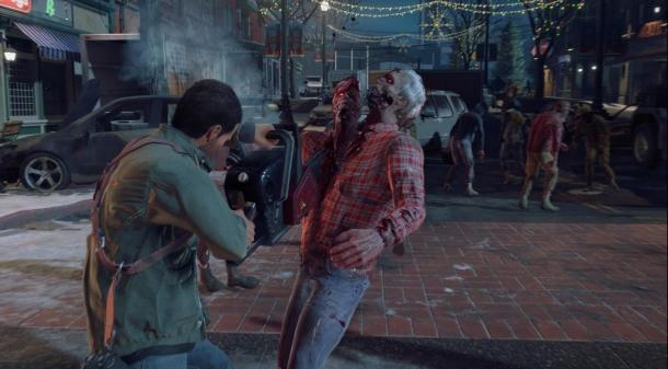 10 minutes of gameplay Dead Rising 4 Dead Rising 4
