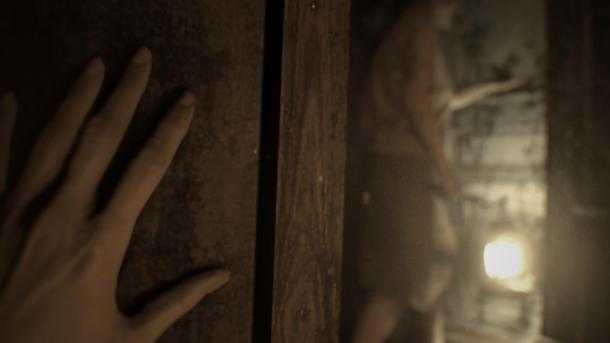 Trailer and screenshots for Resident Evil 7 Resident Evil 7