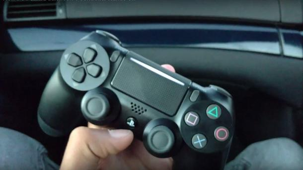 Rumor: First video with an updated Dualshock 4 's iron