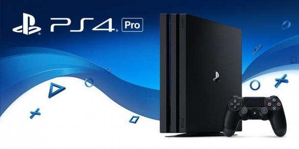 The trailer and technical specifications of PS4 Pro 's iron