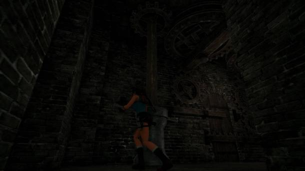 Details of fan remake of Tomb Raider 2 Tomb Raider 2