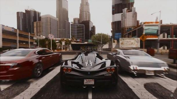 Launch trailer REDUX mod for Grand Theft Auto 5 Grand Theft Auto 5