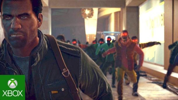 Back in the Mall with the new trailer for Dead Rising 4 Dead Rising 4