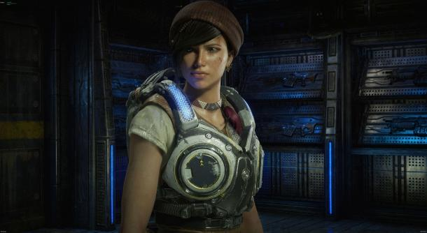 Pack of screenshots for Gears of War 4 Gears 4