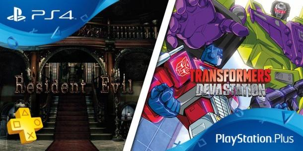 Announced the October selection of free games for PlayStation Plus Game industry