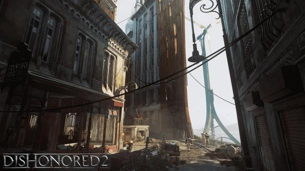 Some more screenshots of Dishonored 2 Dishonored 2: Darkness of Tyvia