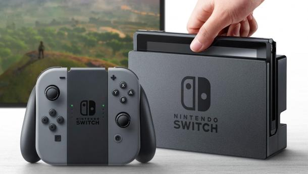 Nintendo has announced a Nintendo console Switch 's iron