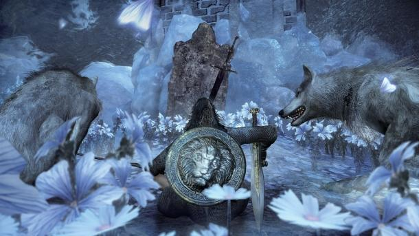 Screenshots of Firefox Ashes of Ariandel for Dark Souls 3 Dark Souls 3