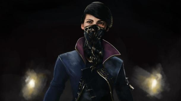 The story of Emily Goldwyn in a new video of Dishonored 2 Dishonored 2: Darkness of Tyvia