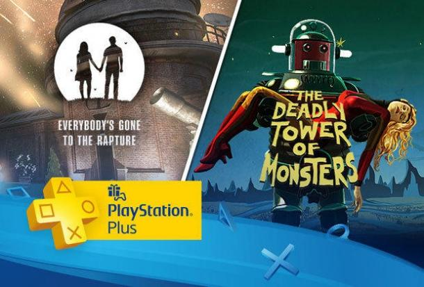 A list of free games for PS Plus for November Game industry