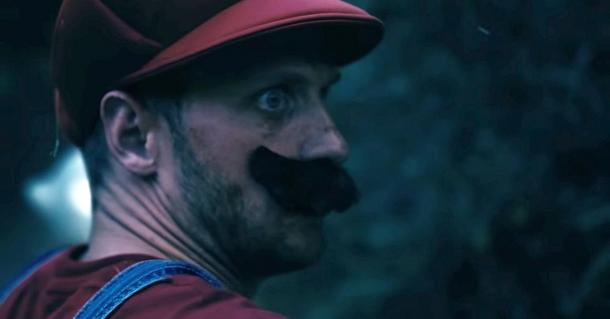 Amusing short film Super Mario: Underworld Game industry