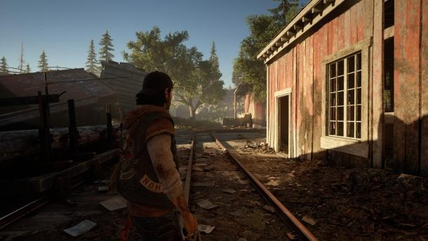 Two new screenshots of the game Days Gone Days Gone