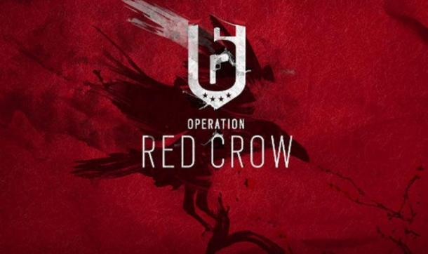 Teaser cards Red Crow for Rainbow Six Siege Tom Clancy's Rainbow Six Siege