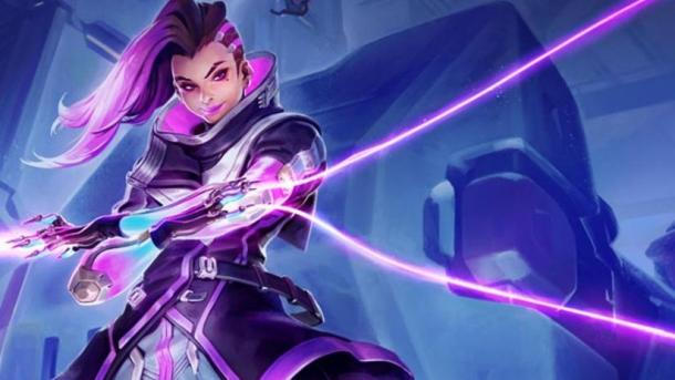Sombra - a new Overwatch character Overwatch