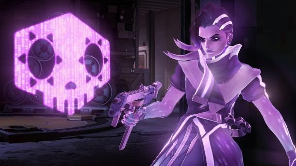 Sombre screenshots of Overwatch Overwatch
