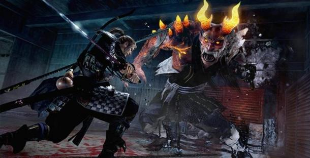 New trailer for the game Nioh Nioh