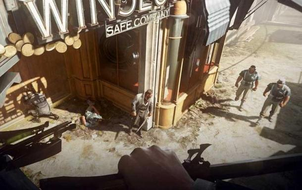 Rutabajjuka talk about creating a Dishonored 2 Dishonored 2: Darkness of Tyvia
