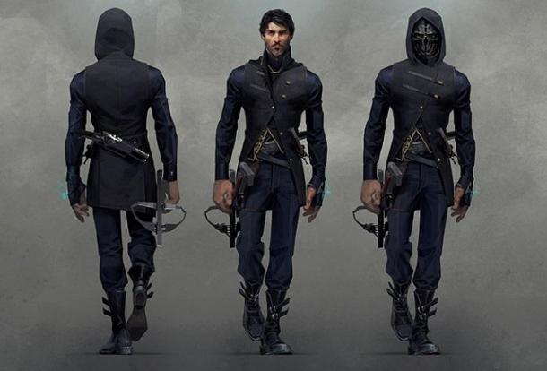 A presentation about creating games (part 2) Dishonored 2: Darkness of Tyvia
