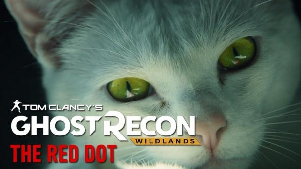 Red Dot - live-action trailer Ghost Recon Wildlands Tom Clancy ' s Ghost Recon Wildlands
