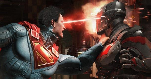 The first evaluation Injustice 2 The Injustice 2