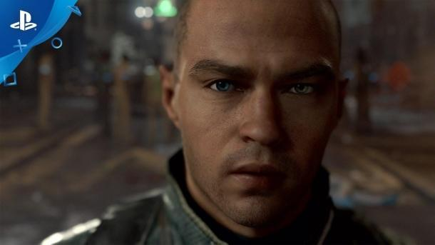 A lot of the gameplay Detroit: Become Human Detroit: Become Human