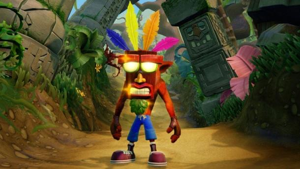 Первые оценки Crash Bandicoot: N. Sane Trilogy Crash Bandicoot: N. Sane Trilogy