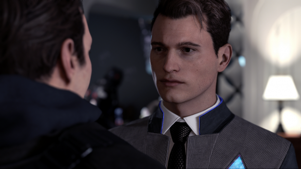 The new trailer for Detroit: Become Human with TGS 2017 Detroit: Become Human