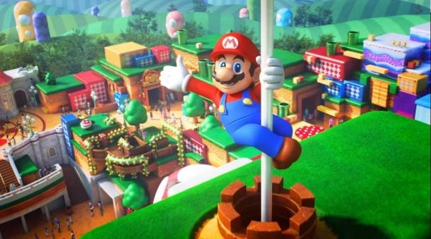First assessment of the Super Mario Odyssey Super Mario Odyssey