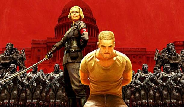 The first evaluation Wolfenstein 2: The New Colossus Wolfenstein 2: The New Colossus