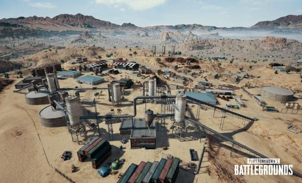 Screenshots of future updates for PlayerUnknown''s Battlegrounds Playerunknown's Battlegrounds