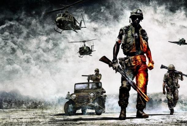 Rumor: the next part can be a Battlefield Bad Company 3 Battlefield: Bad Company 2 - Vietnam