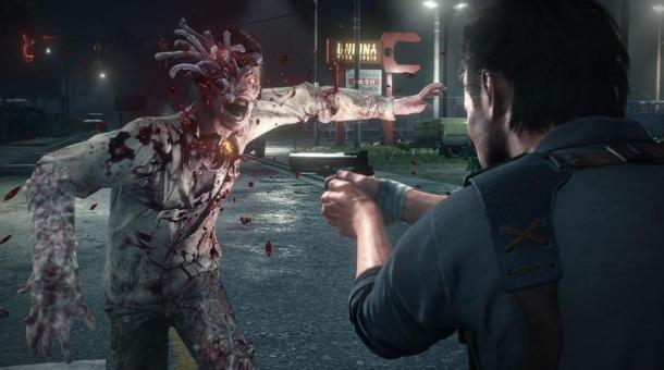 Trailer for the launch of the first-person mode in The Evil Within 2 The Evil Within 2